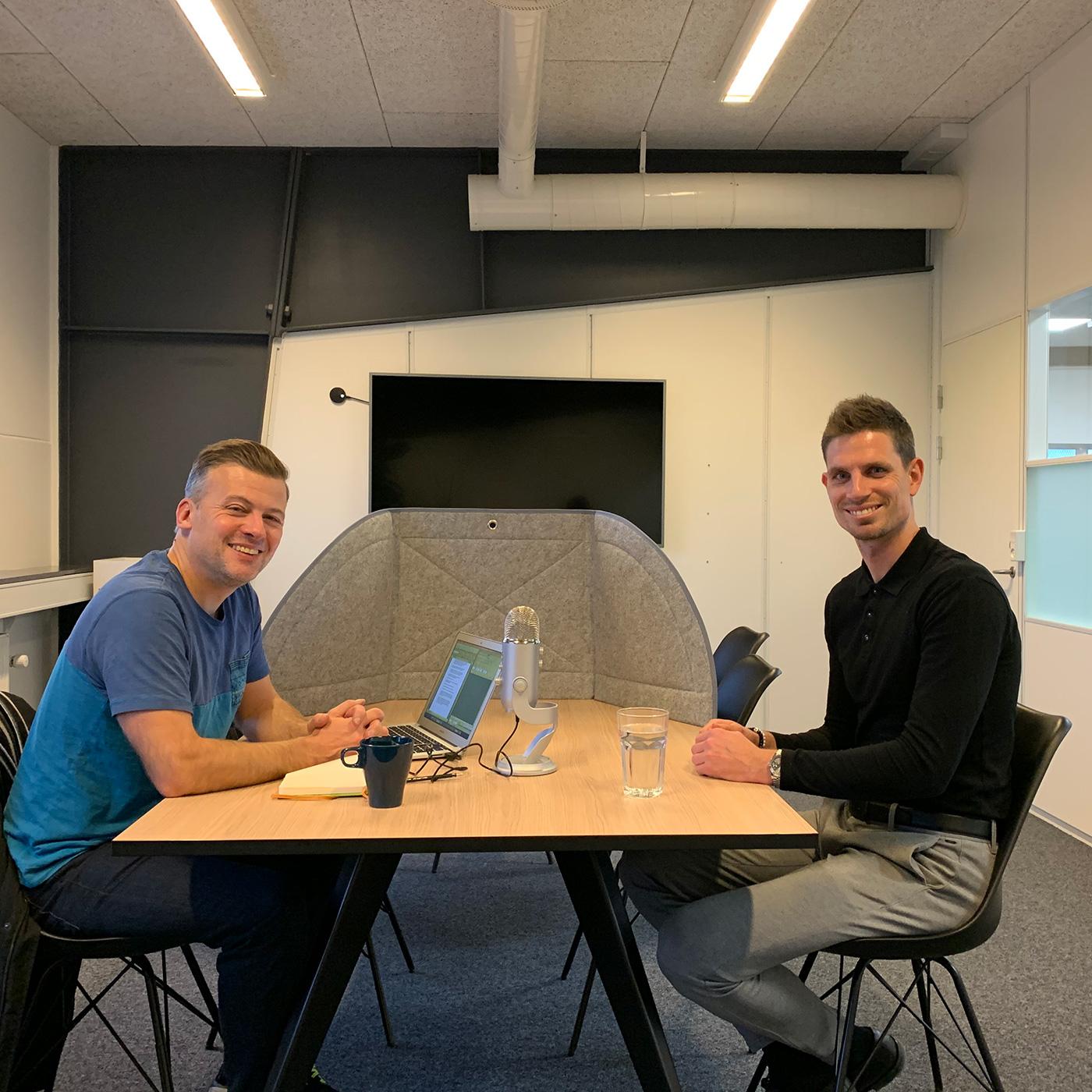 Podcast med Jonas Borring: Den gode teamleder forstår først og fremmest sin egen rolle